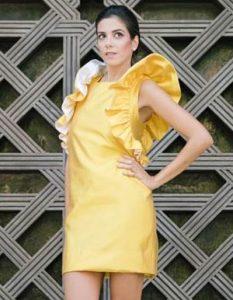 Vestidos de Fiesta para Bodas a Medida - Lola Martín